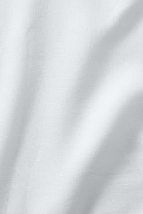 Garment Washed Linen Solid Sham