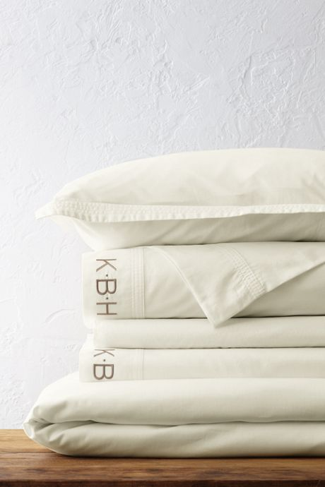 Garment Washed Sateen Solid Duvet Cover