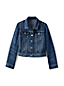 La Veste en Denim Stretch, Fille