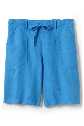 Women's Linen Culottes