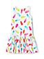 Toddler Girls' Drop Waist Sleeveless Jersey Dress