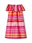 Little Girls' Off The Shoulder Smocked Dress