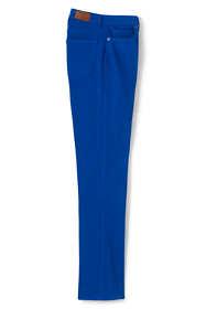 Women's Petite Mid Rise Straight Leg Jeans