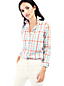 Women's Regular Classic Fit Print Non-iron Shirt