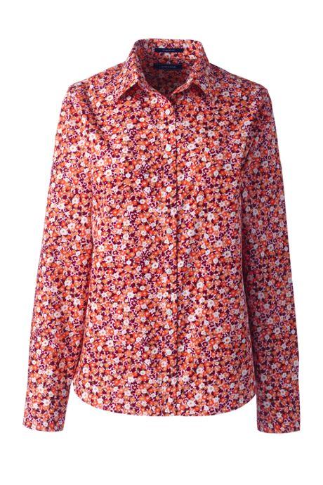 Women's Tall Supima Cotton No Iron Shirt