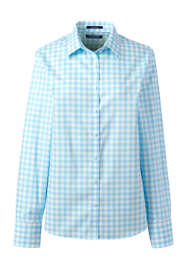 Women's Tall Supima Cotton No Iron Shirt