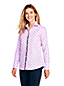 Women's Print Non-iron Supima Shirt