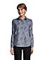 La Chemise Facile d'Entretien à Motifs, Femme Stature Standard