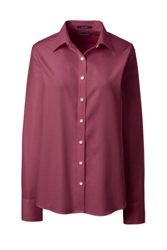 Women's Non-iron Supima Shirt