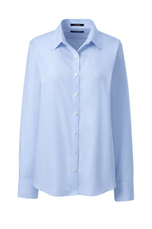 Women's Classic Fit Non-iron Supima Shirt