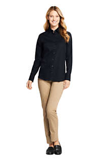 Women's No Iron Supima Cotton Long Sleeve Shirt, Unknown