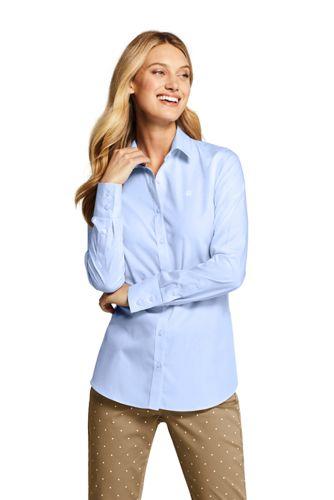 La Chemise Facile d'Entretien, Femme Stature Standard