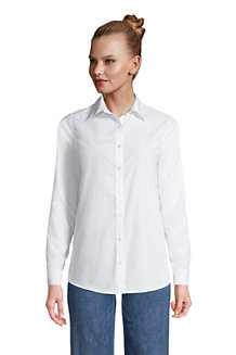 Women's Classic Fit Non-iron Supima Shirt