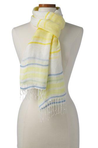 Women's Variegated Stripe Scarf