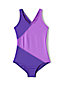 Little Girls' Smart Swim Colourblock Swimsuit