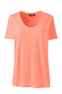Women's Short Sleeve Pocket T-shirt