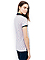 Women's Tall Short Sleeve Collar Pique Polo