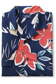 Men's  Printed Short Sleeve Shirt