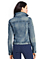 Women's Regular Indigo Denim Jacket