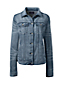 La Veste en Denim Stretch, Femme Stature Standard