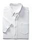 メンズ・ニット・ドレス・シャツ/半袖(クールマックス®ファブリック製)