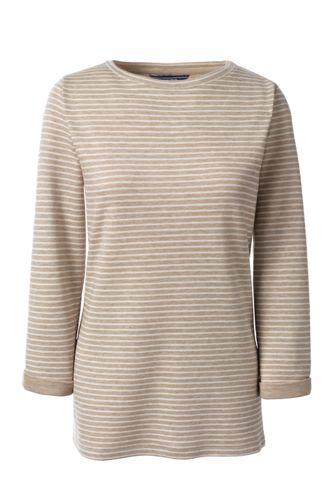 Women's Regular Duofold Stripe Top