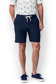 Men's Drawstring Waist Shorts from Lands' End
