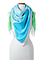 Women's Colourblock Scarf