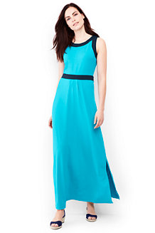 Women's Stretch Jersey Maxi Dress
