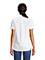 Women's Regular Supima Cotton Non-iron Short Sleeve Camp Shirt