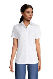 Women's Short Sleeve No Iron Shirt