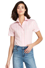Women's Tall Short Sleeve No Iron Shirt