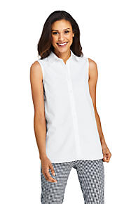 0688f8f6e41b06 Wrinkle Free Shirts for Women | Lands' End
