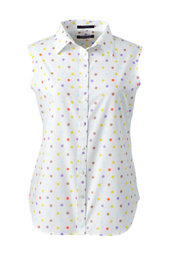 186e9fdc7dca2 Women s Supima Non-iron Sleeveless Shirt
