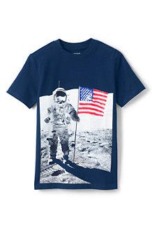 Le T-Shirt Graphique Astronaute, Enfant