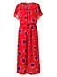 La Robe Fluide et Légère à Motifs, Femme Stature Standard