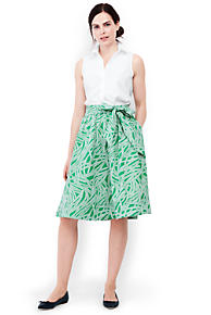 Women's Petite Skirts | Lands' End