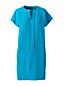 La Robe Housse Légère à Manches Courtes, Femme Stature Standard