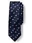 La Cravate en Soie Mouettes Design, Homme