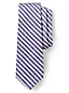 Men's Seersucker Striped Tie