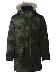 Men's Camo Expedition Parka