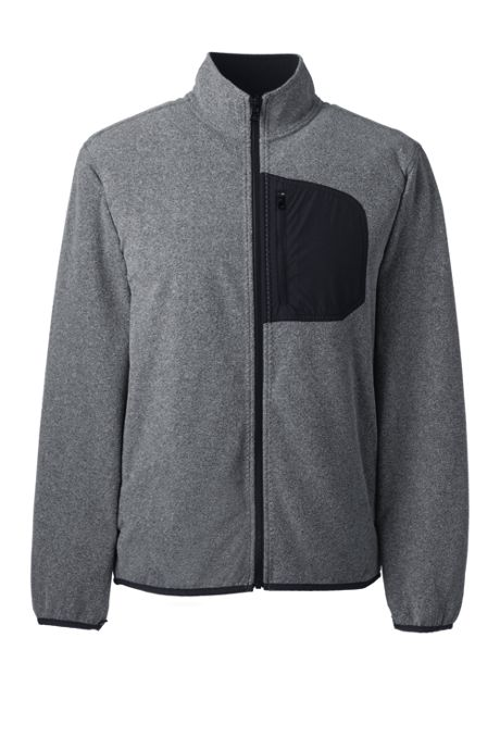 Men's Tall Thermacheck 200 Fleece Jacket