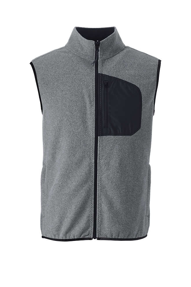 Men's Thermacheck 200 Fleece Vest, Front