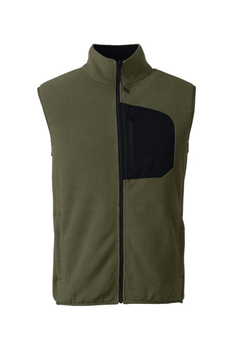 Men's Tall Thermacheck 200 Fleece Vest