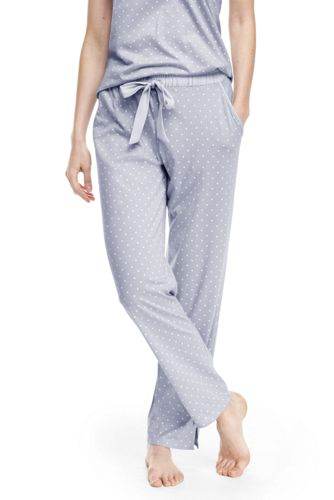 Women's Jersey Pyjama Bottoms