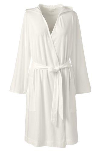 Le Kimono à Capuche en Coton Modal, Femme Stature Standard