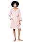 Le Kimono à Capuche et Motifs en Coton Modal, Femme Stature Standard