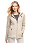 Women's Hooded Fleece-lined Jacket