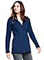 Women's Hooded Fleece-lined Longline Jacket