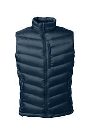 Men's Tall 800 Down Packable Vest